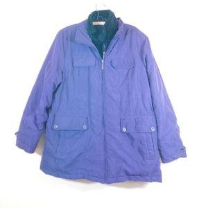 Braetan Lavender Coat